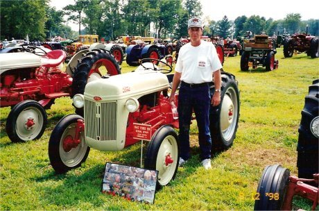 At the '98 F/FCA show at Georgetown, Ohio.